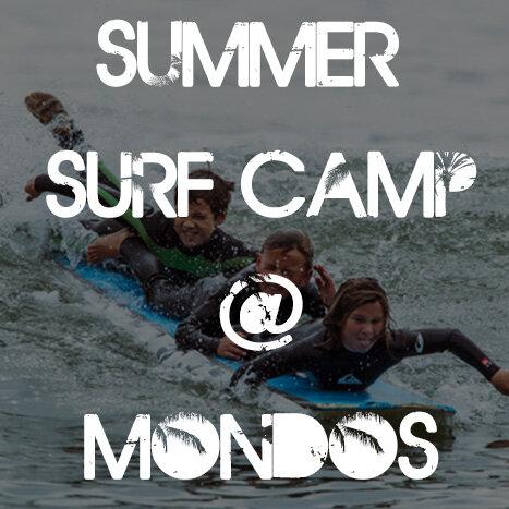 SUMMER SURF CAMP MONDOS