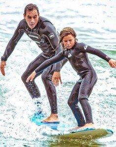 Ventura Surfing Lesson - Ventura Surf Camp