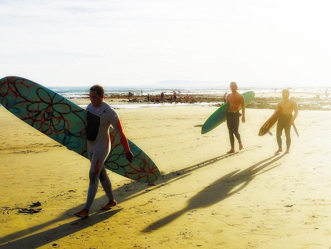Ventura Makos Surf Camp is Ventura Counties #1 surf camp!