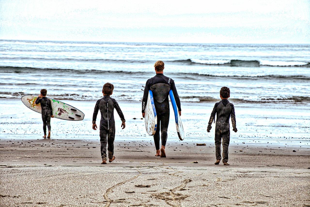 MINIS BEACH BOYS