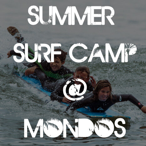 SUMMER SURF CAMP MONDOS
