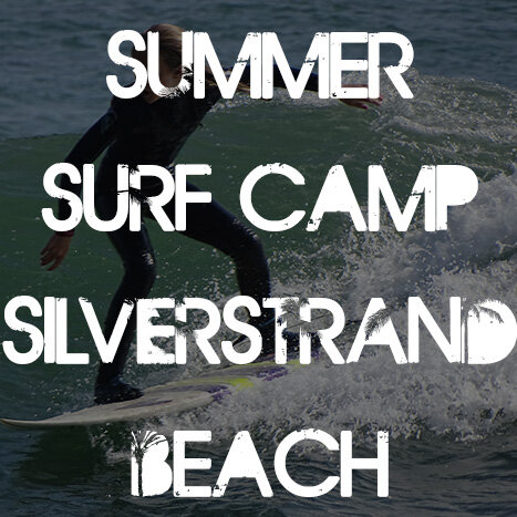 SUMMER SURF CAMP SLIVER STRAND